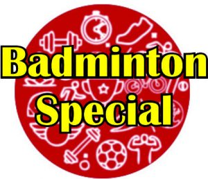 A renowned Badminton Player has advise for young sports persons…