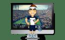 Wimbledon Tennis scores