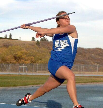 Javeline throw is Olympic sport
