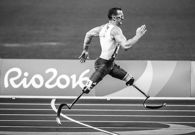 Paralympics after Olympics !
